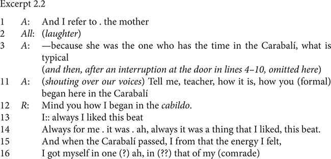 Excerpt 2.2