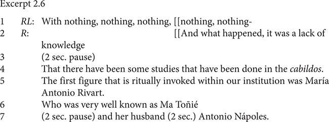 Excerpt 2.6